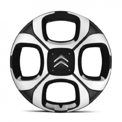 "Set of 4 alloy wheels Citroën EVER 17"" - C3 Aircross SUV"