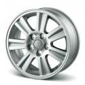 "Set of 4 alloy wheels Citroën ITOKA 16"" - C4 Aircross SUV"