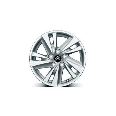 "Set of 4 alloy wheels Citroën FLINDERS 16"" - C4 Aircross SUV"