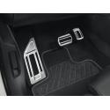Kit de pedales y reposapies de aluminio para caja de cambios automática Citroën C5 Aircross, DS7 Crossback