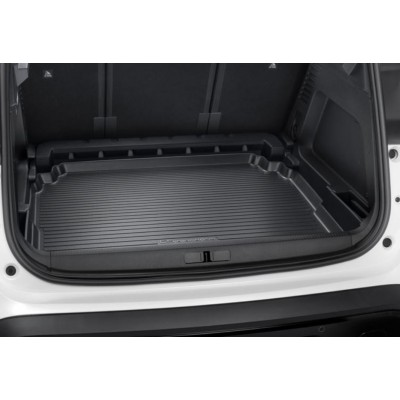 Luggage compartment tray plastic Citroën C5 Aircross
