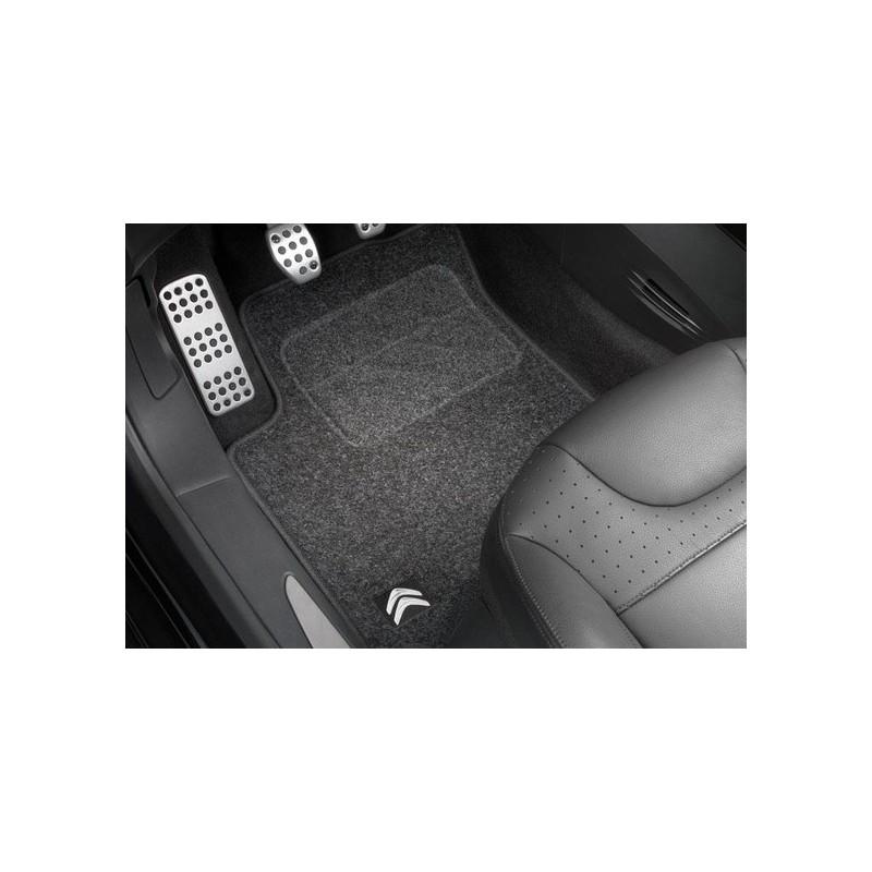 Juego de alfombrillas de moqueta acordonada Citroën C3 (A51)