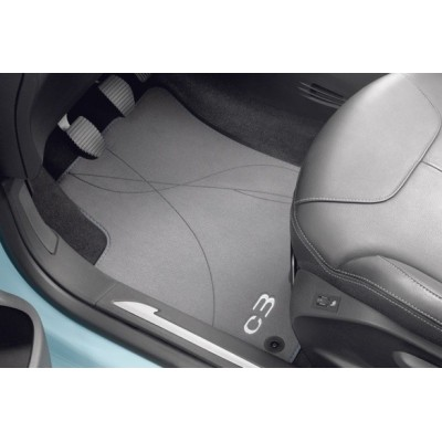 Set of velour floor mats Citroën C3 (A51)
