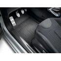 Set of rubber floor mats Citroën C3 (A51)