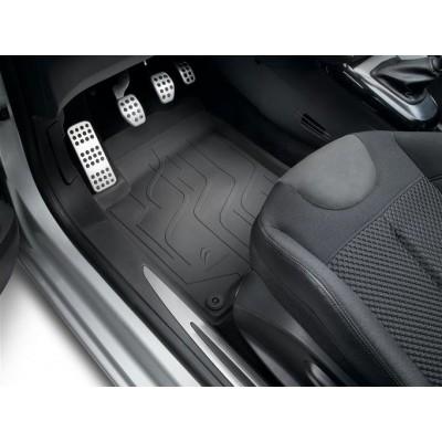 Serie di tappetini in gomma Citroën C3 (A51)