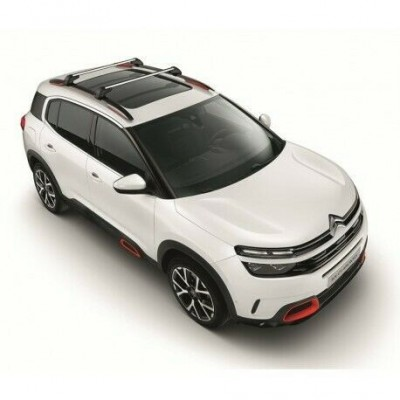 Set of 2 transverse roof bars Citroën C5 Aircross