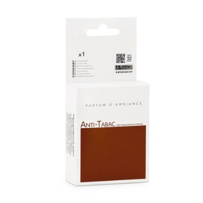Integrated or portable fragrance diffuser refill Citroën ANTI-TABAC