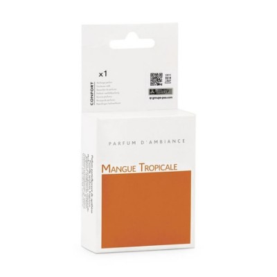 Integrated or portable fragrance diffuser refill Citroën MANGUE TROPICALE
