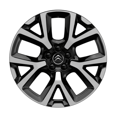 Alloy wheel Citroën ART DIAMANTÉE 19'' - C5 Aircross SUV