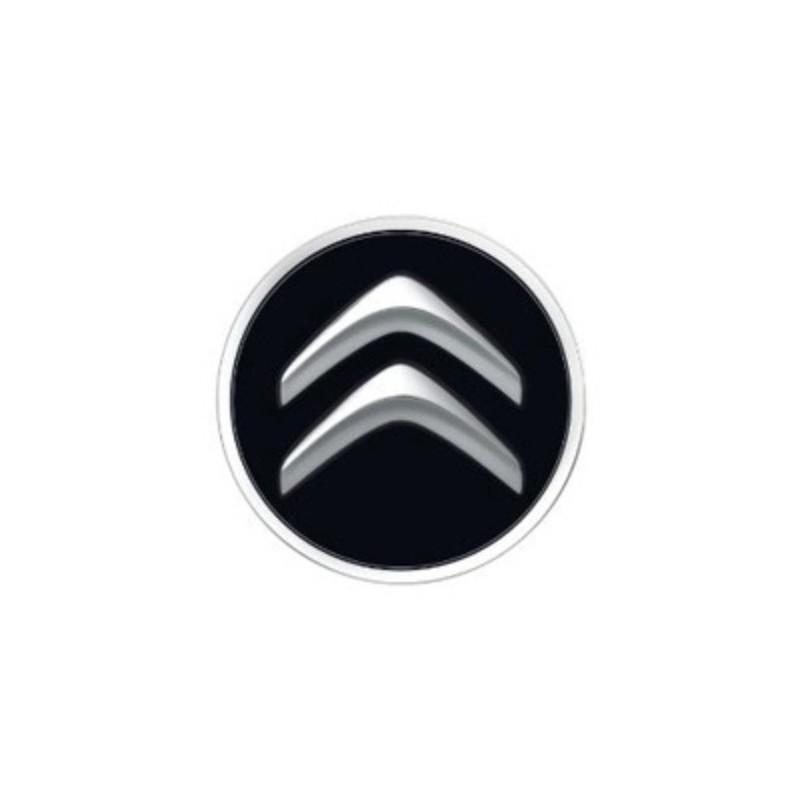 Středová krytka Citroën černá onyx