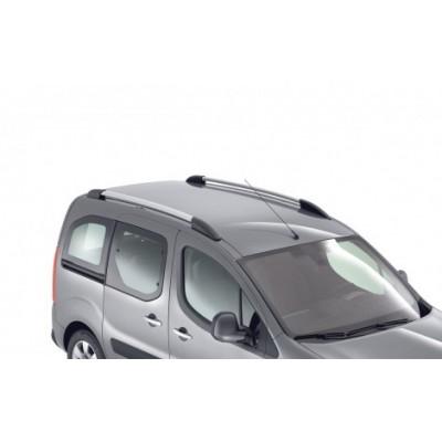 Juego de 2 barras de techo longitudinales Citroën Berlingo (Multispace) B9