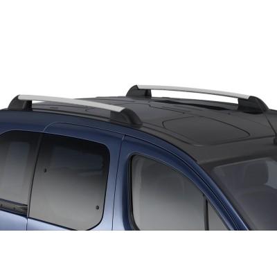 Set of 2 longitudinal roof bars Citroën Berlingo (Multispace) B9