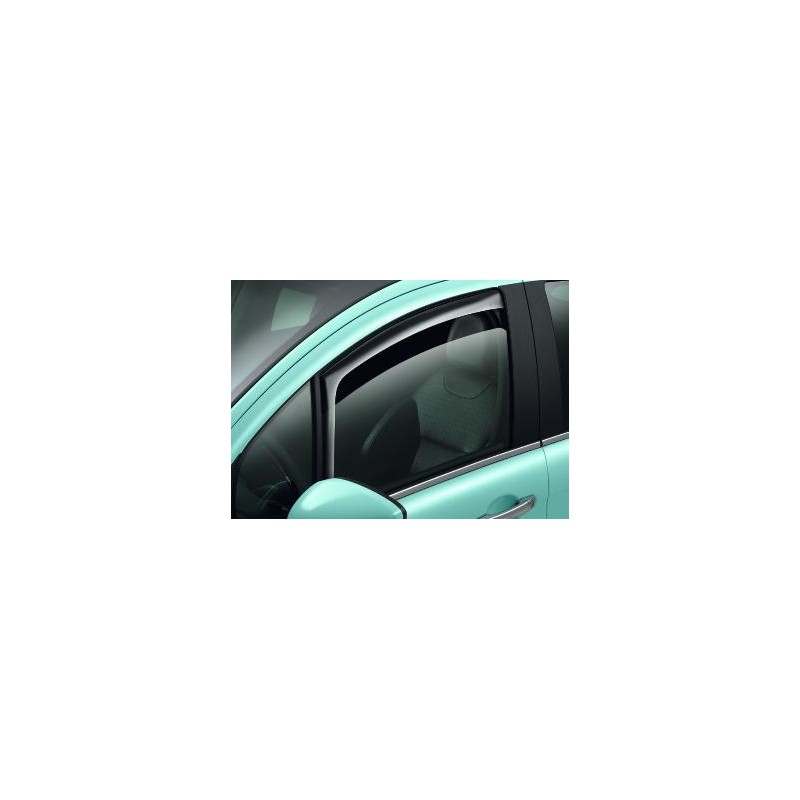 Set of 2 air deflectors Citroën C3 (A51)