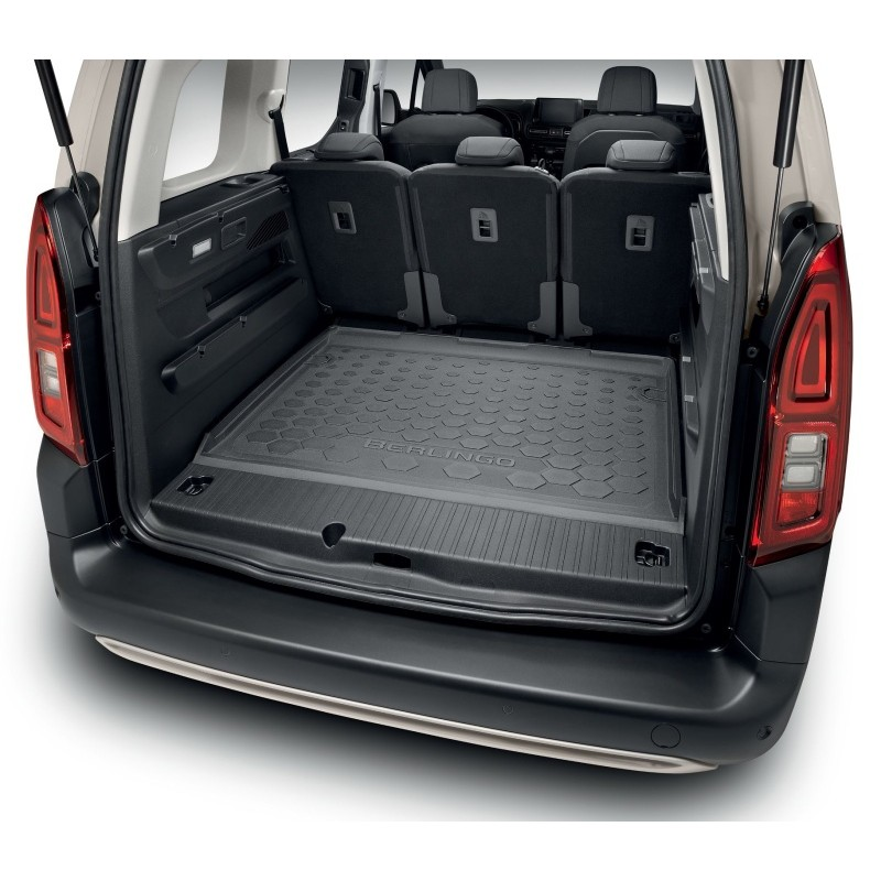 Luggage compartment tray polyethylen Citroën Berlingo (K9)