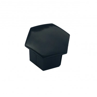 Citroën / DS Automobiles bolt cap black angular