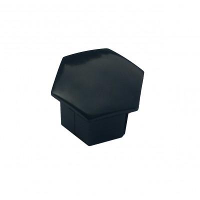 Krytka šroubu kola černá hranatá Citroën / DS Automobiles