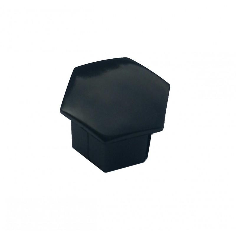 Citroën / DS Automobiles bolt cap black angular