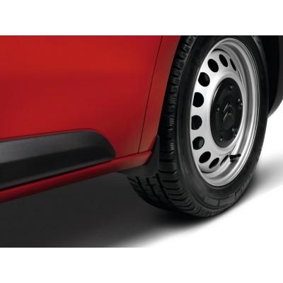 Přední zástěrky Citroën - SpaceTourer, Jumpy (K0), Opel - Zafira Life, Vivaro (K0)