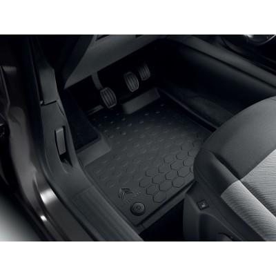 Serie di tappetini in gomma anteriori Citroën Berlingo (K9)