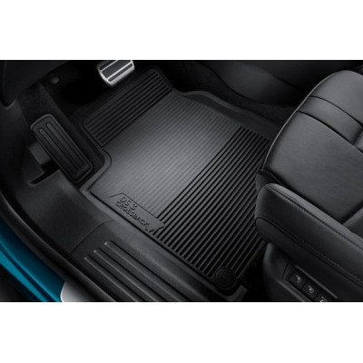 Set of rubber floor mats DS3 Crossback SUV