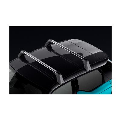 Juego de 2 barras de techo transversales DS 3 Crossback SUV