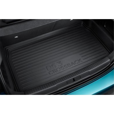 Luggage compartment tray plastic DS 3 Crossback SUV