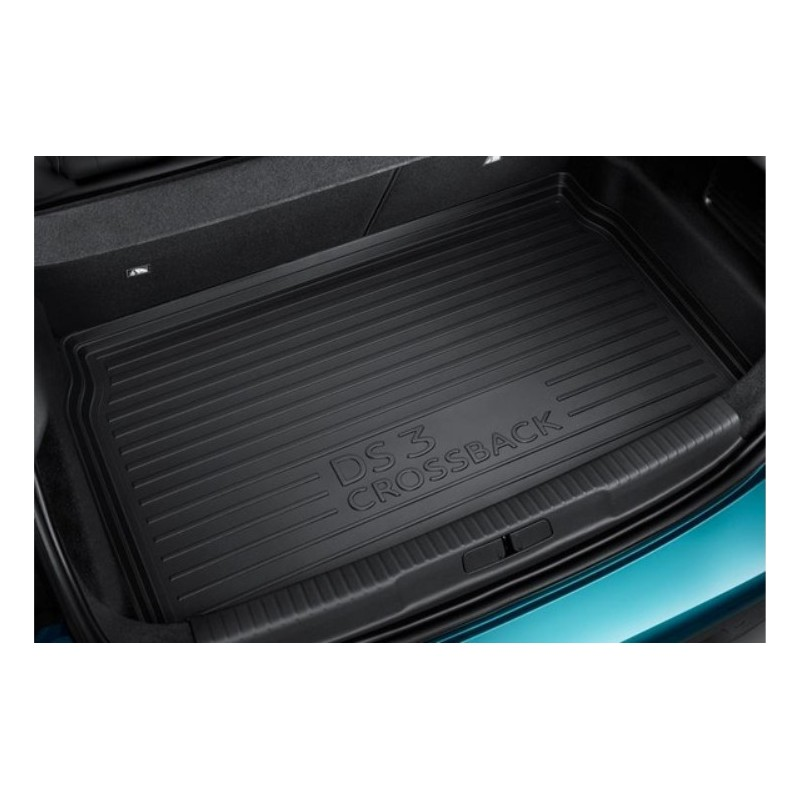 Luggage compartment tray polyethylene DS 3 Crossback SUV