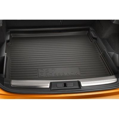 Luggage compartment tray plastic DS 7 Crossback SUV