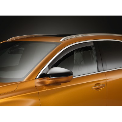 Set of 2 air deflectors DS 7 Crossback SUV