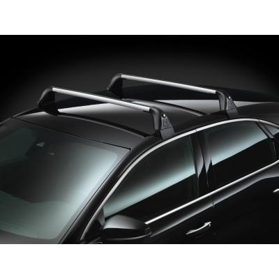Juego de 2 barras de techo transversales DS 7 Crossback SUV