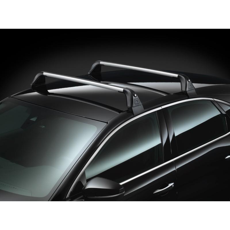 Set of 2 transverse roof bars DS 7 Crossback SUV