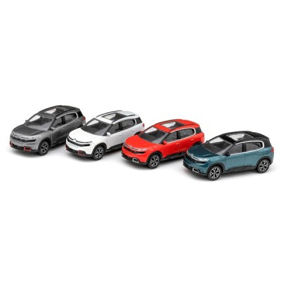 Miniature Citroën C5 Aircross SUV - 4 inch
