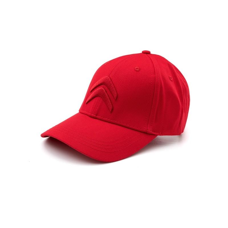 Citroën kšiltovka červená