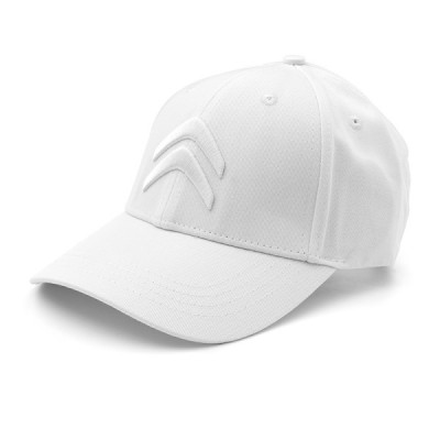 Citroën cap white