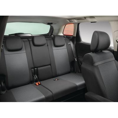 Set of covers LORENA CHAÎNE ET TRAME Citroën C3 Aircross SUV
