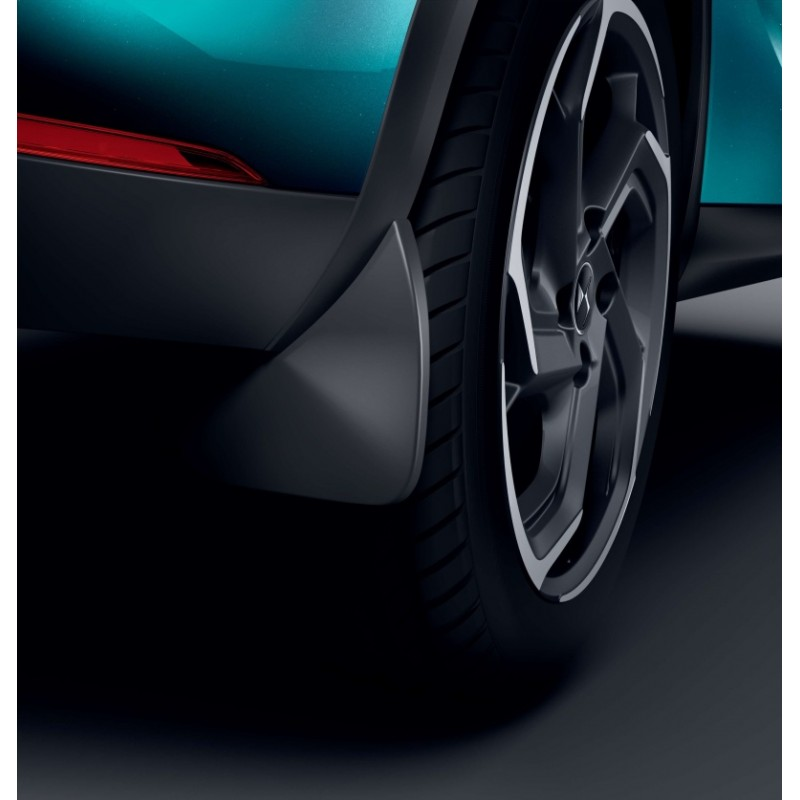 Set of rear mud flaps DS 3 Crossback SUV