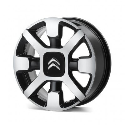 "Sada alu disky Citroën CROSS 17"" - C3, C4 Cactus"