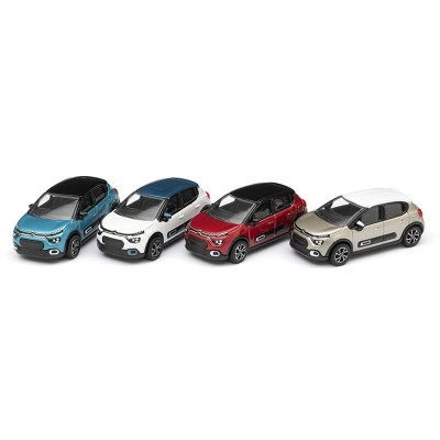 Miniature New Citroën C3 2020