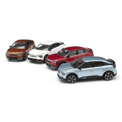 Miniature New Citroën C4 2020