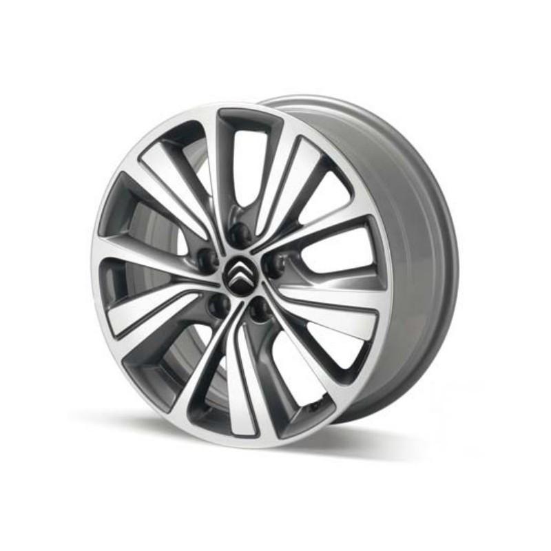 Alloy wheel Citroën AQUILLON GRIS 17'' - C4 SpaceTourer