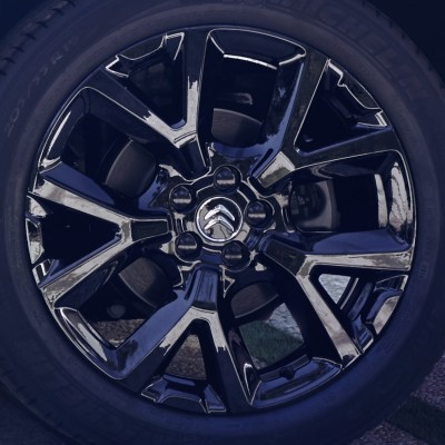 Alloy wheel Citroën ART BLACK 19'' - C5 Aircross SUV