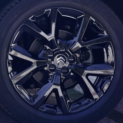 Llanta de aleación Citroën ART BLACK 19'' - C5 Aircross SUV