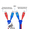 USB cable OUI ARE FRENCH