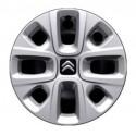 "Súprava 4 puklic kolies AXIS 16"" Citroën"
