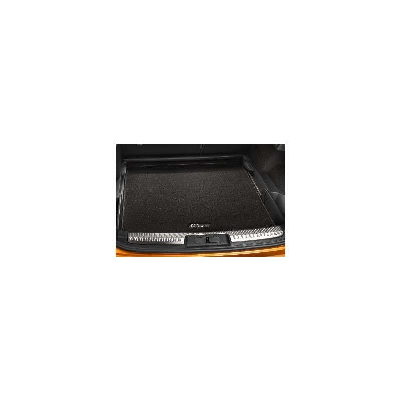 Luggage compartment mat velour DS 7 Crossback SUV