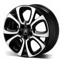 """Set of 4 alloy wheels Citroën SPIN 17"""" - Berlingo (K9)"""