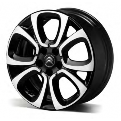 "Set of 4 alloy wheels Citroën SPIN 17"" - Berlingo (K9)"