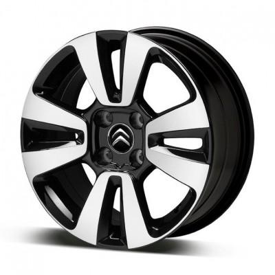 """Llanta de aleación Citroën MATRIX 16"""" - C3, C3 Aircross SUV"""