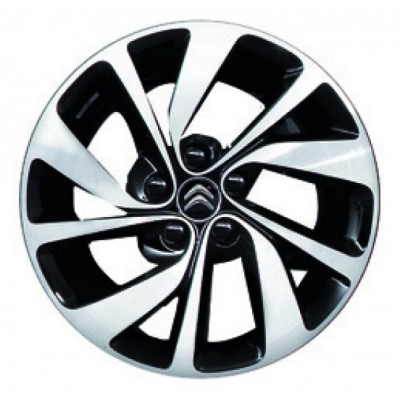 "Set of 4 alloy wheels Citroën CURVE 17"" - SpaceTourer, Jumpy IV"