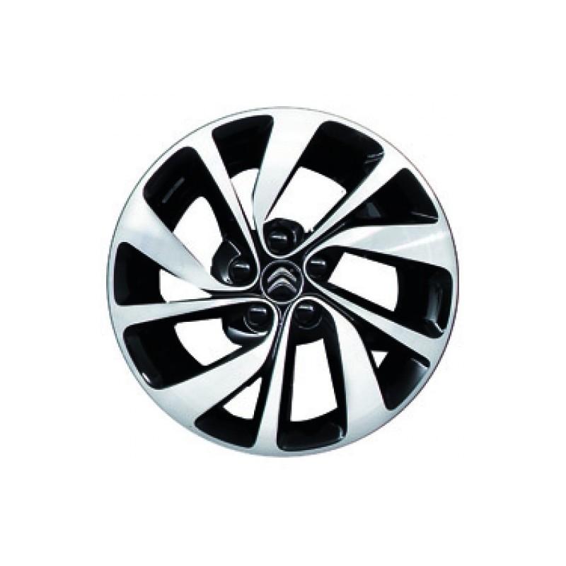 """Set of 4 alloy wheels Citroën CURVE 17"""" - SpaceTourer, Jumpy IV"""